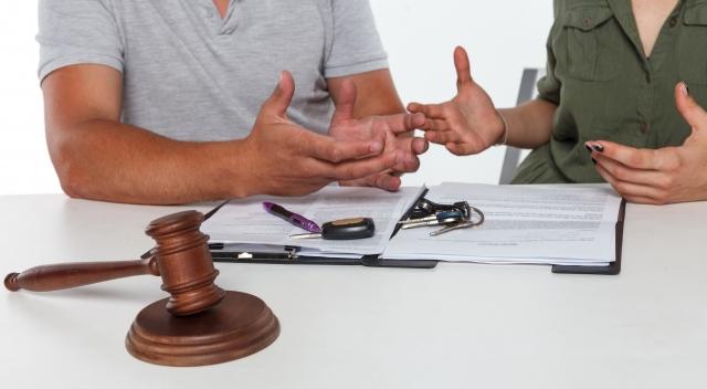 離婚協議イメージ