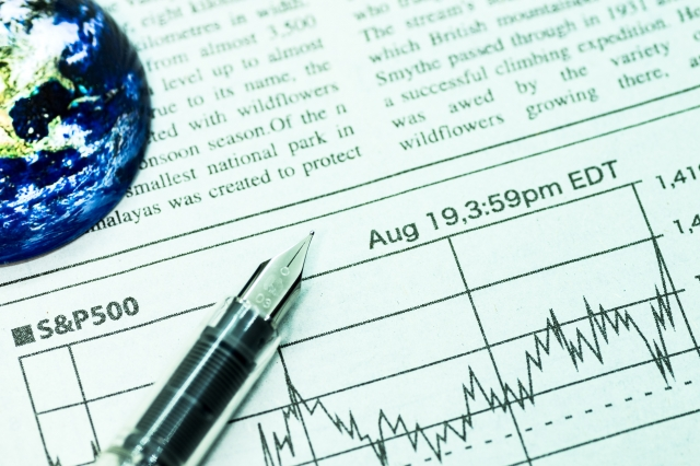 株式市場イメージ